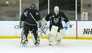LA Kings Training Camp, 1-14-13 - 27